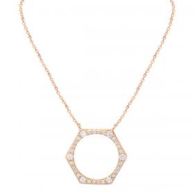 RZ DIAMOND Necklace (D0.42)