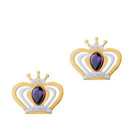 Princess GOLD Earring