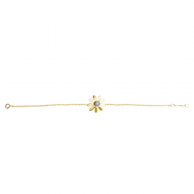 MARGUERITE 18K Gold Bracelet