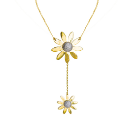 MARGUERITE 18K Gold Necklace