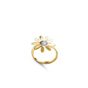 MARGUERITE 18K Gold Ring