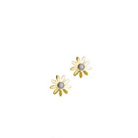 MARGUERITE 18K Gold Earring