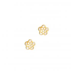 Piccolina 18K GOLD EARRING