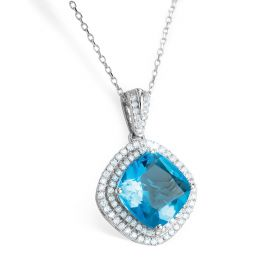 DIVA  DIAMOND PENDANT CHAIN (D0.51)