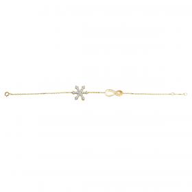 Infinity GOLD Bracelet