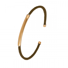 JOHAN 18K GOLD BANGLE PVD Stainless Steel