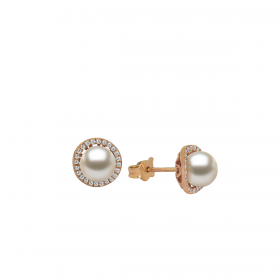 Perla DIAMOND Earring (D0.20)