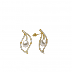 Perla DIAMOND Earring (D0.82)