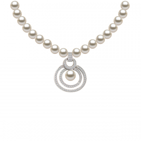 Perla DIAMOND Necklace (D0.47)