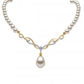 PERLA DIAMOND  Necklace(D:0.13)