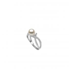 Perla 18k DIAMOND Ring (D0.25)