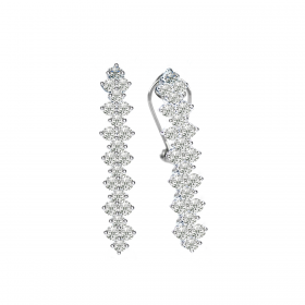 Princess DIAMOND Earring (D1.94)