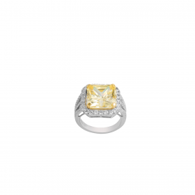 SUNSHINE 18K GOLD RING (D:1)