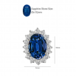 LADY D  DIAMOND Earring (D0.93)-S(7.030)