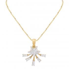 RZ Diamond Pendant Chain(D0.51)