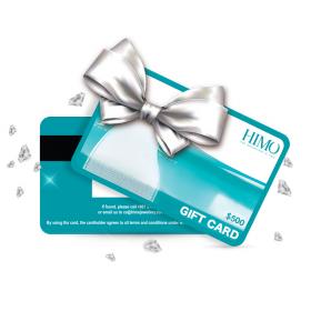 Himo Gift Card