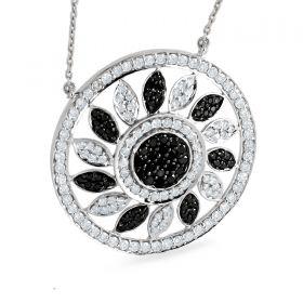 CHESS  DIAMOND Necklace (D1.73)