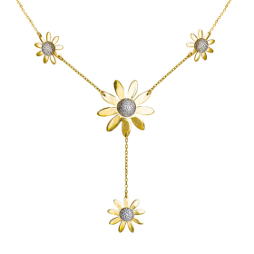 MARGUERITE 18K Gold Necklace