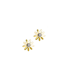 MARGUERITE 18K Gold Earring