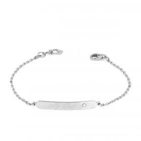 MY FIRST 18k DIAMOND Bracelet (D0.01)