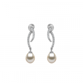 Perla 18k DIAMOND Earring (D0.25)