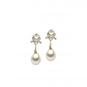 PERLA DIAMOND  Earring(D:0.12)