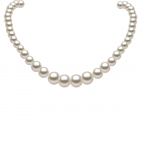 Perla 18K Gold Necklace