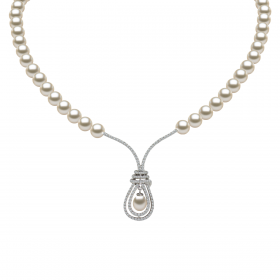 Perla DIAMOND Necklace (D1.04)