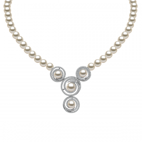 Perla DIAMOND Necklace (D1.66)