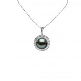 Perla  DIAMOND PENDANT CHAIN (D0.78)