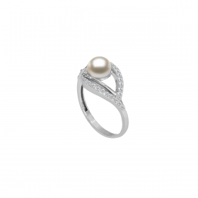 Perla 18k DIAMOND Ring (D0.30)