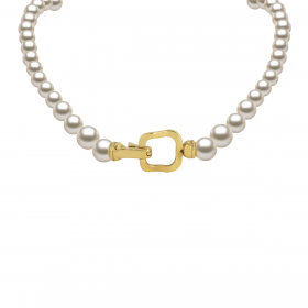 Perla GOLD Necklace