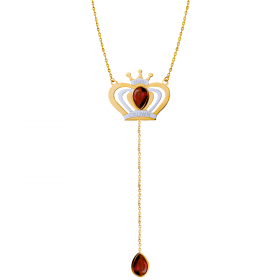 Princess 18K Gold Necklace