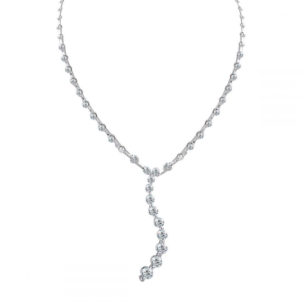 JOY  DIAMOND Necklace (D1.06)