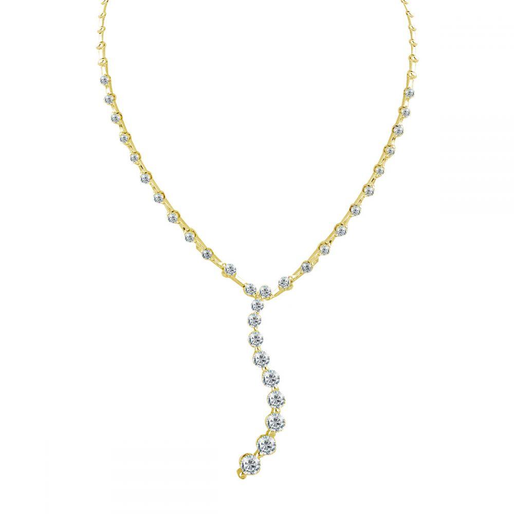 JOY  DIAMOND Necklace (D0.94)