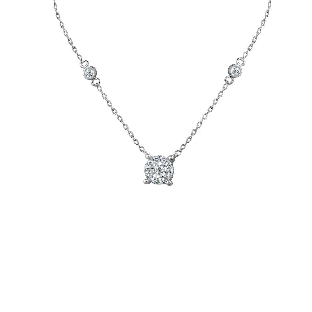 VP DIAMOND Necklace (D0.14)