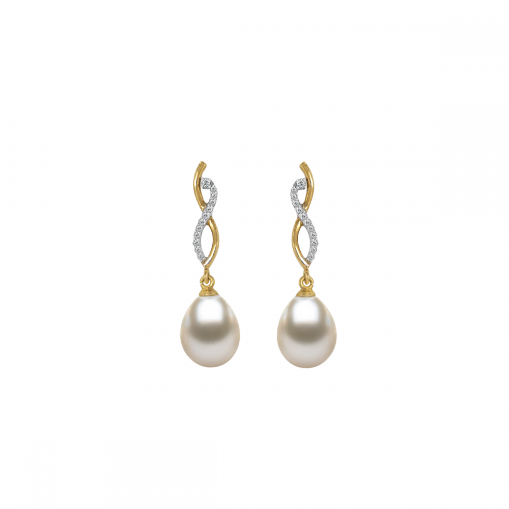 PERLA DIAMOND  Earring(D:0.1)