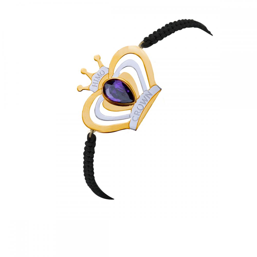 Princess 18K Gold Bracelet
